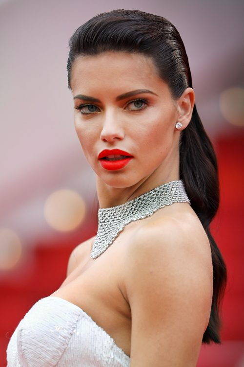 Adriana Lima Clothes Amp Outfits Steal Her Style