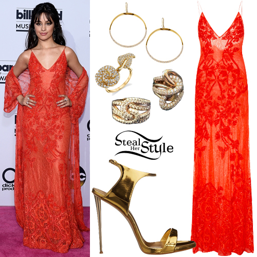 Camila Cabello: 2017 Billboard Music Awards Outfit | Steal ...