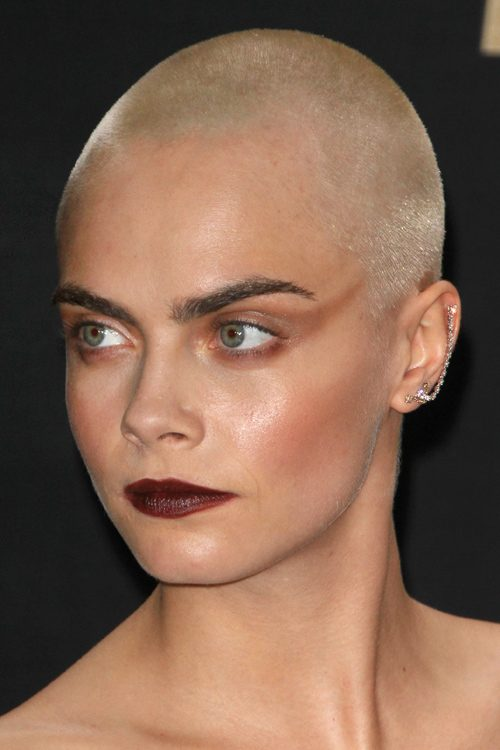 shag haircuts cara delevingne s hairstyles amp hair colors style 5813