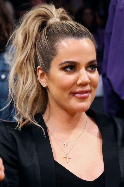 Khloe Kardashian's Hairstyles & Hair Colors | Steal Her Style