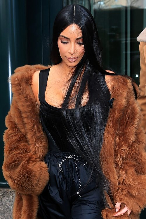 Kim Kardashian S Hairstyles Amp Hair Colors Steal Her Style
