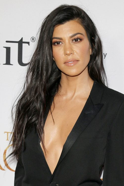 Kourtney Kardashians Hairstyles Hair Colors Steal Her Style