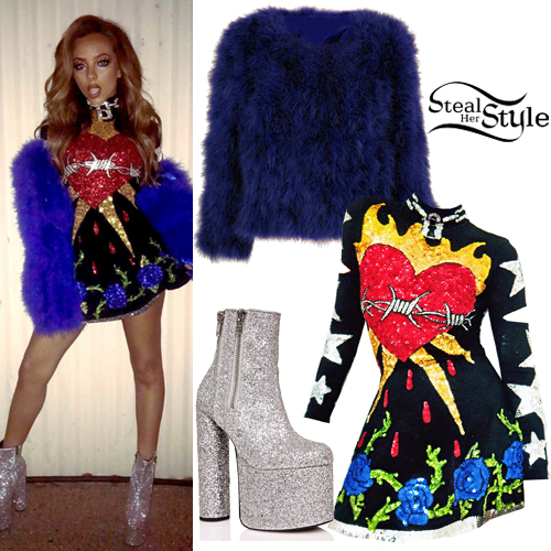 e71824b7d0a Jade Thirlwall   Power  Music Video Outfits
