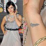 Bat for Lashes Tattoos