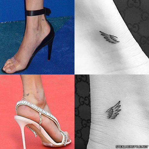 Bella Hadid S Tattoos Meanings Steal Her Style