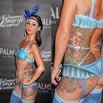 Danielle Harris Tattoos
