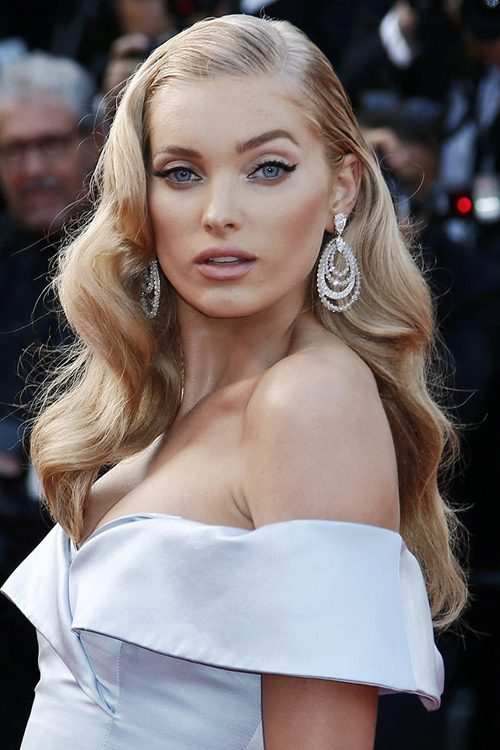 Elsa Hosk S Hairstyles Amp Hair Colors Steal Her Style