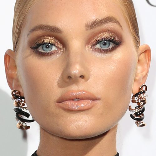 Jesy Nelson And Perrie Edwards Elsa Hosk Makeup: Blac...