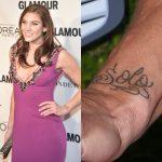 Hope Solo Tattoos