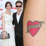 Sophie Ellis-Bextor Tattoos