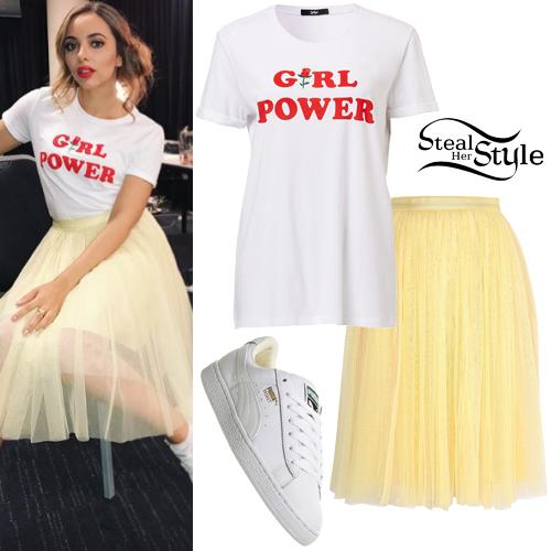 b720cc5443d Jade Thirlwall  Girl Power Tee