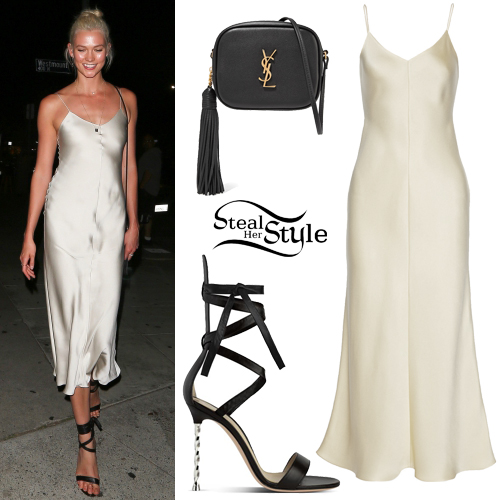 1dbaa795aa2c7 Karlie Kloss Clothes & Outfits | Steal Her Style