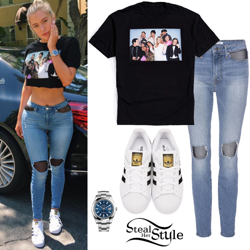 368 Adidas Outfits Steal Her Style