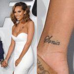 Erica Mena Tattoos