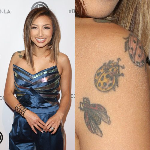Jeannie mai celebrity pictures to pin on pinterest for Christel khalil tattoos