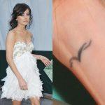 Jessica Stroup Tattoos