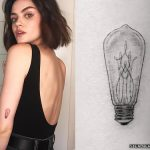 Lucy Hale Tattoos