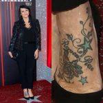Martine McCutcheon Tattoos