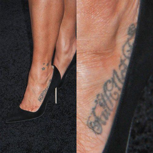 poppy montgomery u0026 39 s 5 tattoos  u0026 meanings
