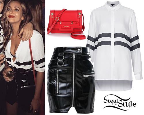Jade Thirlwall Style November 2017
