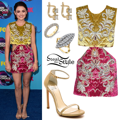 8fcc3aaea8 Lucy Hale Clothes & Outfits | Page 4 of 9 | Steal Her Style | Page 4