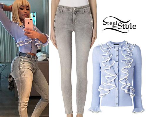 Nicki Minaj Outfits To Buy Images