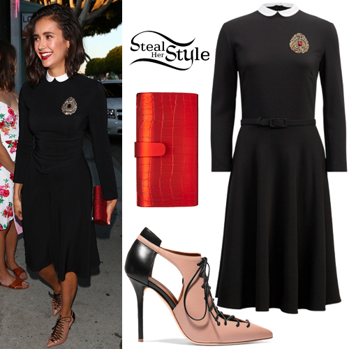 Nina Dobrev Clothes & Outfits | Steal Her Style