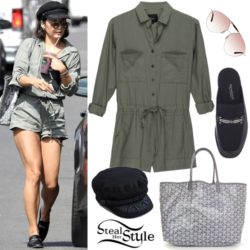 vanessa hudgens clothes amp outfits steal her style