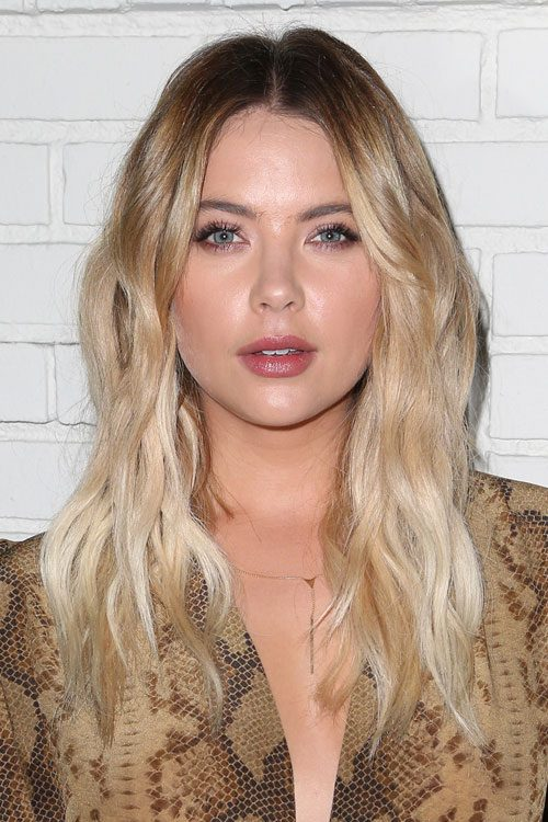 Ashley Bensons Hairstyles Hair Colors Steal Her Style