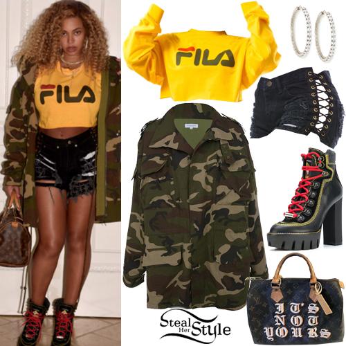 fila outfits
