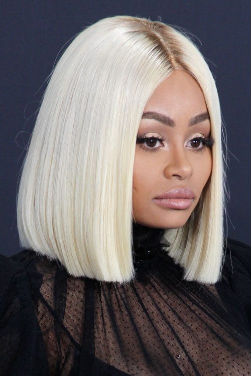 Ken McCoy / PRPhotos.com - Blac Chyna's Hairstyles & Hair Colors Steal Her Style