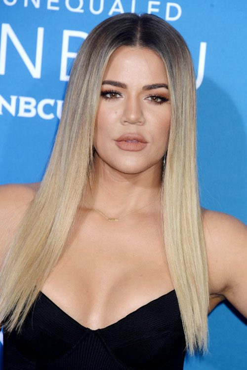 Khloe Kardashian S Hairstyles Amp Hair Colors Steal Her Style