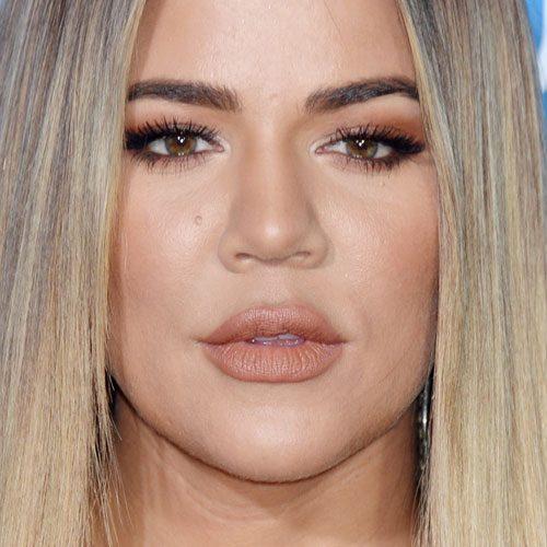 Khloe kardashian no makeup