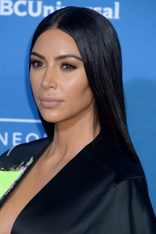 Kim Kardashian's Hairstyles & Hair Colors | Steal Her Style