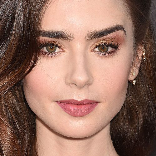 Lily Collins Inspired Makeup Mugeek Vidalondon
