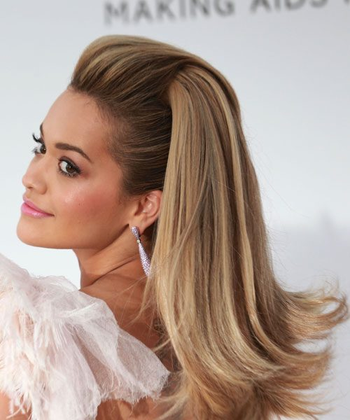Rita Ora S Hairstyles Amp Hair Colors Steal Her Style