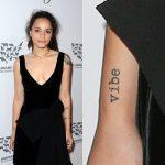 Sasha Lane Tattoos