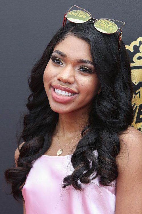 Teala Dunn S Hairstyles Amp Hair Colors Steal Her Style