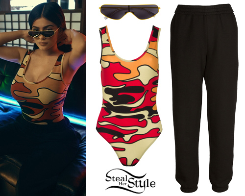 Kylie Jenner Clothes Outfits Steal Her Style