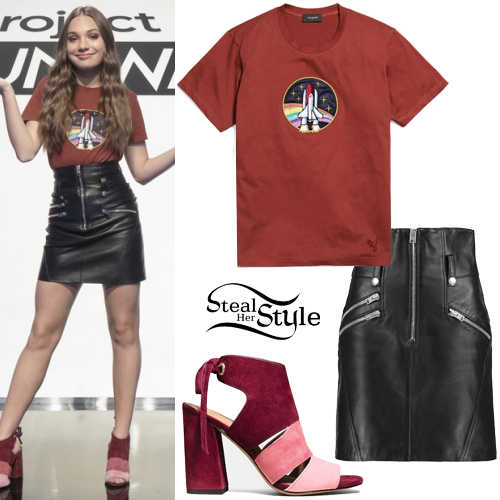 Maddie Ziegler Clothes & Outfits