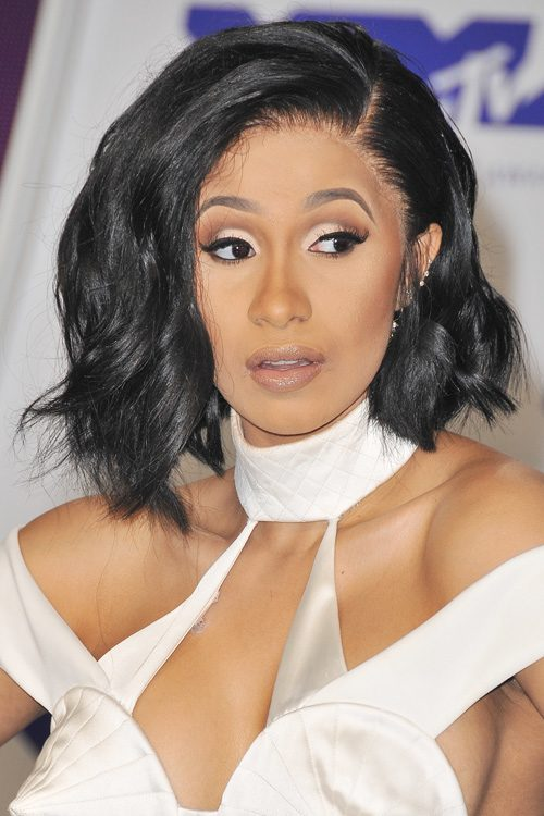 Cardi Bs Hairstyles Hair Colors Steal Her Style