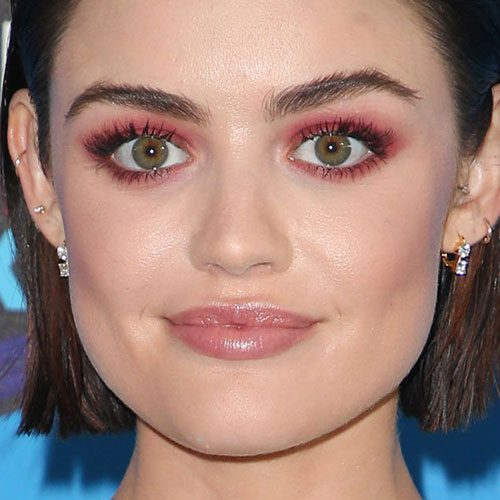 Lucy Hale S Makeup Photos Amp Products Steal Her Style