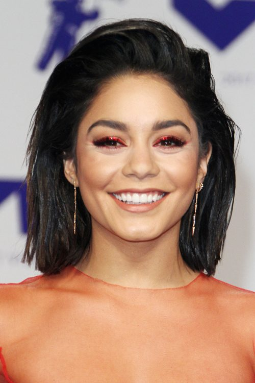 Vanessa Hudgens Hairstyles Amp Hair Colors Steal Her Style
