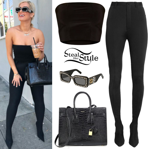 Bebe Rexha Clothes Amp Outfits Steal Her Style