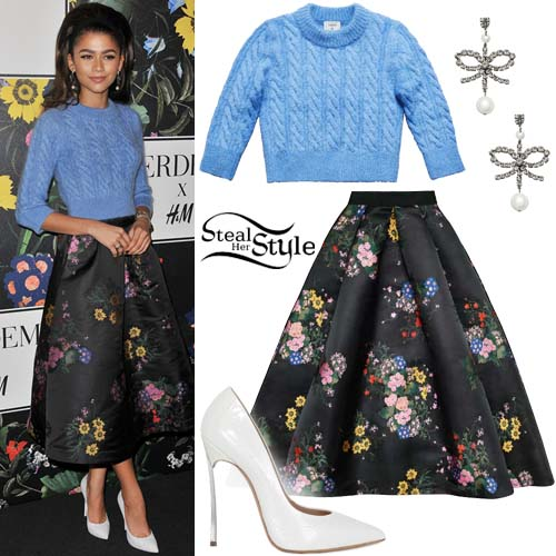 ecc1e9cd4a Zendaya Coleman's Clothes & Outfits | Steal Her Style | Page 3