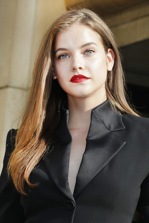 Barbara Palvin S Hairstyles Amp Hair Colors Steal Her Style