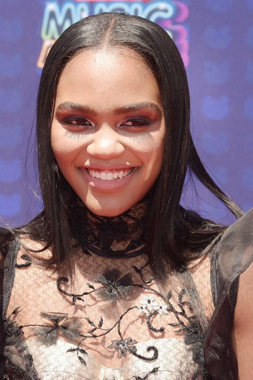 China Anne Mcclain S Hairstyles Amp Hair Colors Steal Her