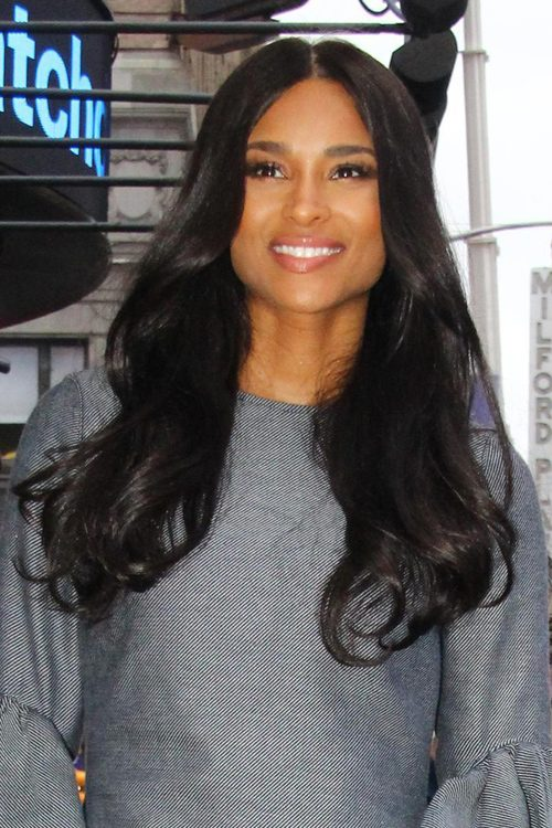 Ciara\'s Hairstyles & Hair Colors | Steal Her Style
