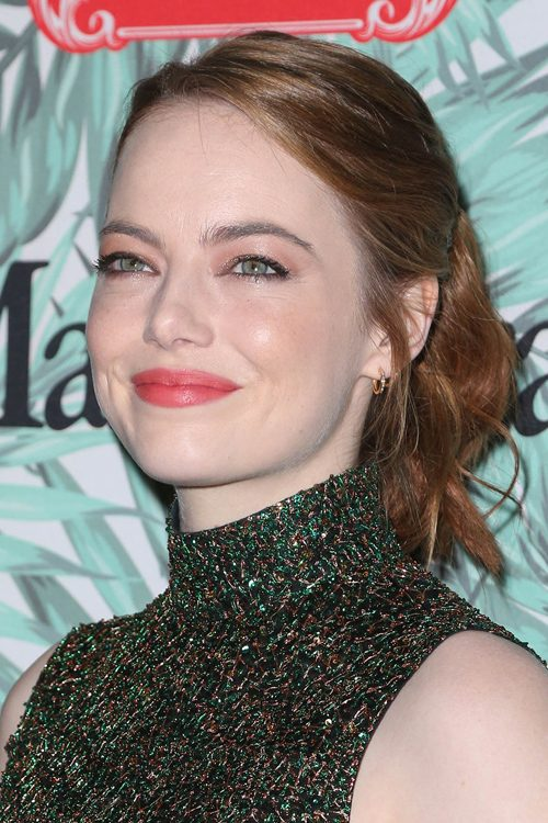 Emma stones hairstyles hair colors steal her style prphotos urmus Choice Image