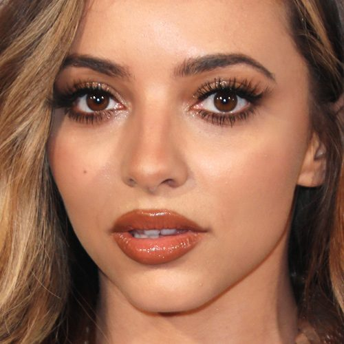 jade thirlwall 39 s makeup photos products steal her style. Black Bedroom Furniture Sets. Home Design Ideas